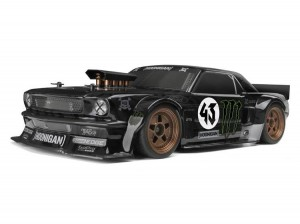 HPI RS4 Sport 3 1965 Hoonicorn Ford Mustang 1/10 4WD E