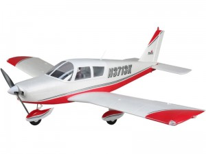 E-flite samolot rc Cherokee 1.3m SAFE Select BNF Basic