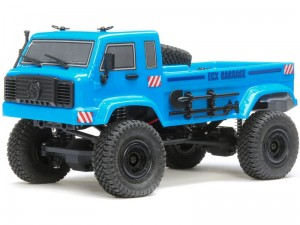 ECX Barage UV 1/24 4WD model RTR niebieski