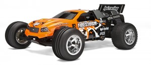 HPI Racing FIRESTORM 10T Nitro 2.4GHz DSX-1 TRUCK BODY RTR