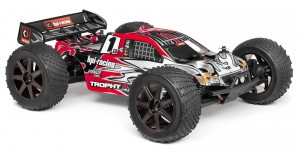 HPI Racing Trophy Truggy Nitro 4.6 model RTR 2.4GHz