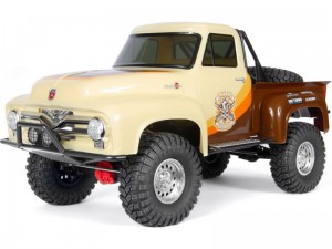 Axial SCX10 II Ford F-100 1955 1:10 4WD RTR brązowy