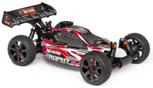 HPI Racing Trophy Buggy 3,5 model Nitro RTR 2.4GHz