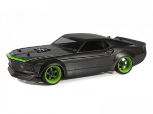 HPI Racing RS4 SPORT 3 1969 FORD MUSTANG RTR-X