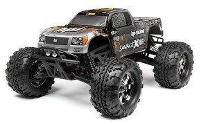 HPI Racing SAVAGE X 4.6 NITRO GT-3