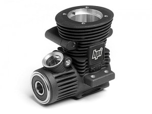 HPI Racing - CRANK CASE (BLACK/G3.0)