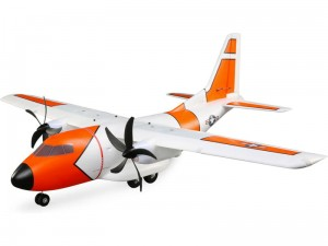 E-flite Cargo EC-1500 Twin SAFE Select BNF Basic