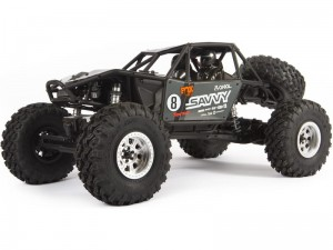 Axial RR10 Bomber 2.0 4WD 1:10 RTR szary