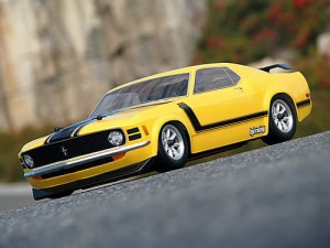 HPI Racing Ford Mustang Boss 302 1970 Karoseria 200mm