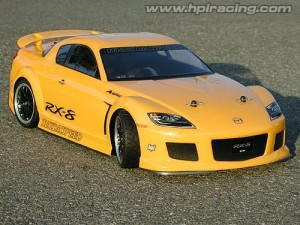 HPI Racing MAZDA RX-8 Speed a Spec 190mm/ 255mm