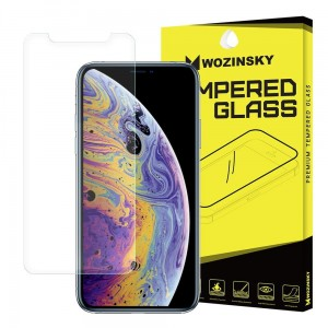 Wozinsky Tempered Glass szkło hartowane 9H Apple iPhone 11 Pro / iPhone XS / iPhone X