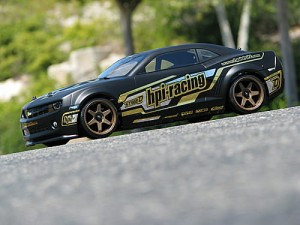 HPI Racing 17543 - karoseria Chevrolet Camaro 2010 200mm