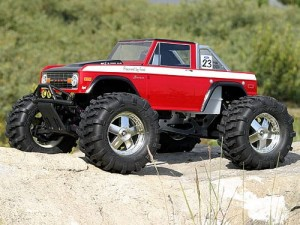 HPI Racing 7179 - karoseria Ford Bronco 1973