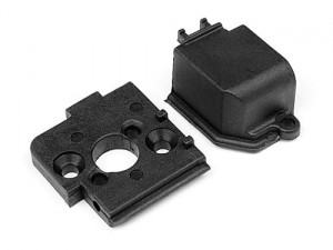 Maverick - Motor Mount and Gear Cover 1Pc (ALL Ion)