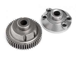 HPI Racing 52T DRIVE GEAR/DIFF CASE