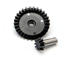 HPI Racing - MACHINED BULLETPROOF DIFF BEVEL GEAR 29T/9T SET