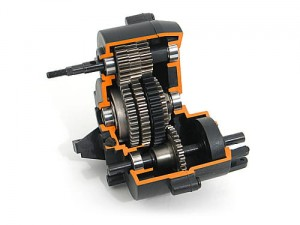 HPI Racing - 3 SPEED TRANSMISSION FOR SAVAGE