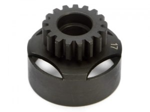 HPI Racing - RACNG CLUTCH BELL 17 TOOTH (1M)