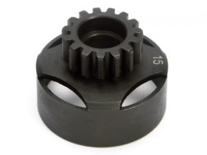 HPI Racing - RACING CLUTCH BELL 15 TOOTH (1M)