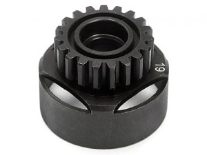 HPI Racing - RACING CLUTCH BELL 19 TOOTH (1M)