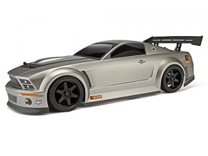HPI Racing SPRINT 2 FLUX 2,4GHz  MUSTANG GT-R BODY RTR