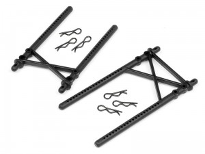 HPI Racing - LONG BODY MOUNT SET
