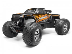 HPI Racing Savage XL - Petrol 2.4 GHz RTR