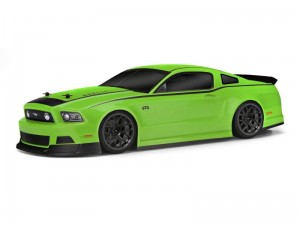 HPI Racing Ford Mustang 2014 karoseria 200mm