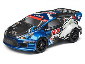 Maverick Ion RX 1/18 RTR 2,4GHz Model Rally Car