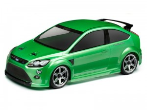 HPI Racing 105344 - karoseria Ford Focus RS 200mm
