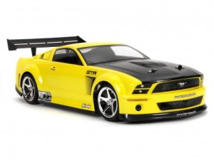 HPI Racing 17504 - karoseria Ford Mustang GT-R 200mm