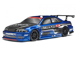 Maverick Strada DC 1/10 Model RTR Drift Car