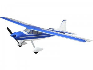 E-flite Valiant samolot 1.3 model BNF Basic