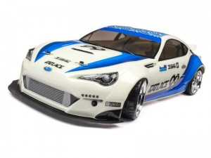 HPI Racing RS4 Sport 3 Drift model Subaru BRZ