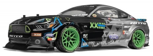 Model rc HPI Racing RS4 Sport 3 Drift Ford Mustang 2015