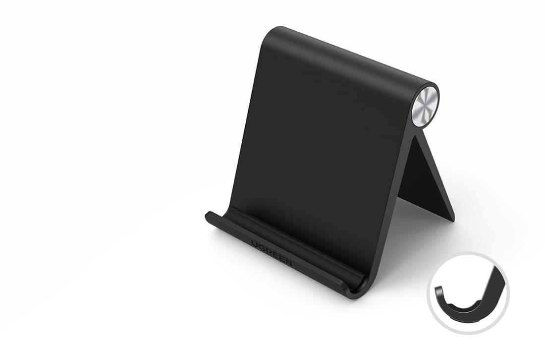 UGREEN LP115 Podstawka na tablet (czarna)
